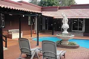 Guest house accommodation with flair in Alberton