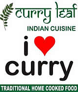 Indian cuisine at Curry Leaf Restaurant in Benoni