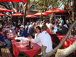 The Upperdeck Restaurant Hartbeespoort - A place to meet friends, family, let your hair down….. relax…