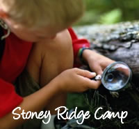 Youth camps and adult cam groups at Stoney Ridge