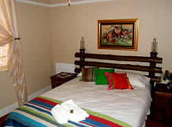 B@Home in Springs offers 5 double rooms-en-suite each with private entrances